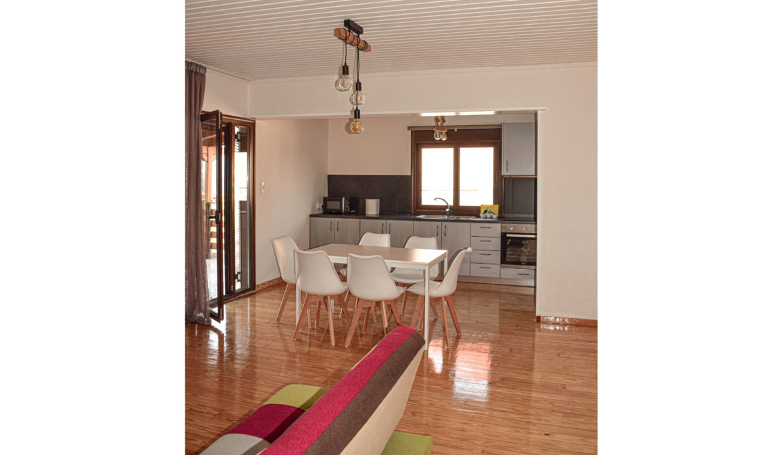 Family Sea View Apartment